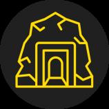 Underground Mining - Services - MineLiDAR